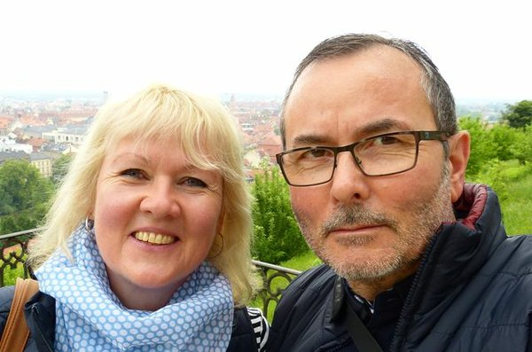 Andreas und Susanne Kowallik