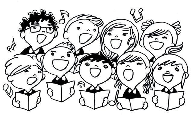 Singen im Chor