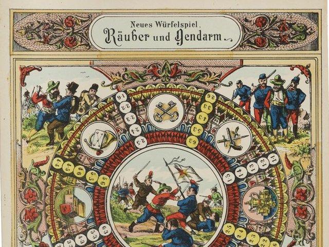 """Sonderausstellung """"Bilderbogen"""" im Kulturhistorischen Museum"""