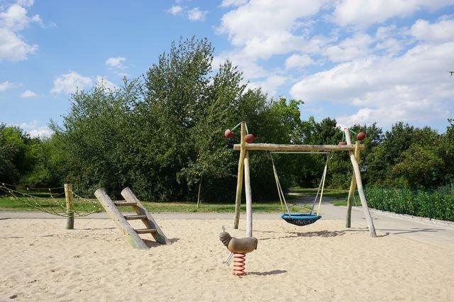 Spielplatz Pfirsichweg in Ottersleben
