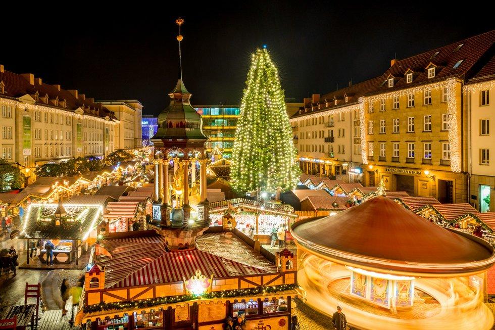 Weihnachtsmarkt Magdeburg