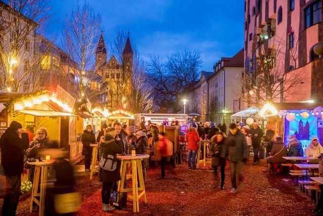Magdeburg Weihnachtsmarkt öffnungszeiten.Winterzauber In Gold Ottokar