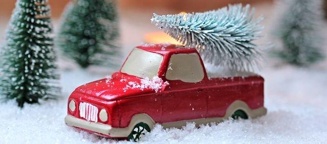 Weihnachtsbaumschlagen