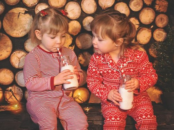 AOK-Frage: Milchkonsum von Kindern