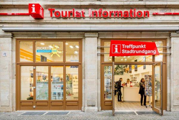 Touristinfo Magdeburg