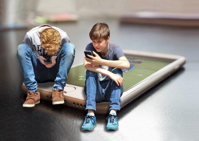 Mediensucht bei Kindern und Jugendlichen