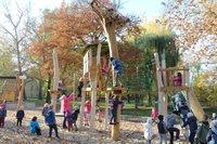 Spielplatz Zauberwald in Magdeburg-Sohlen