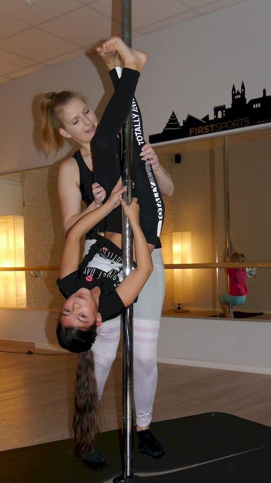 Pole-Fitness