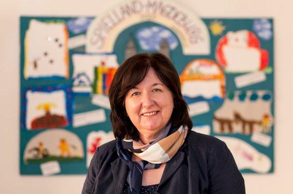 Kathrin Thäger, Kinderbeauftragte der Stadt Magdeburg