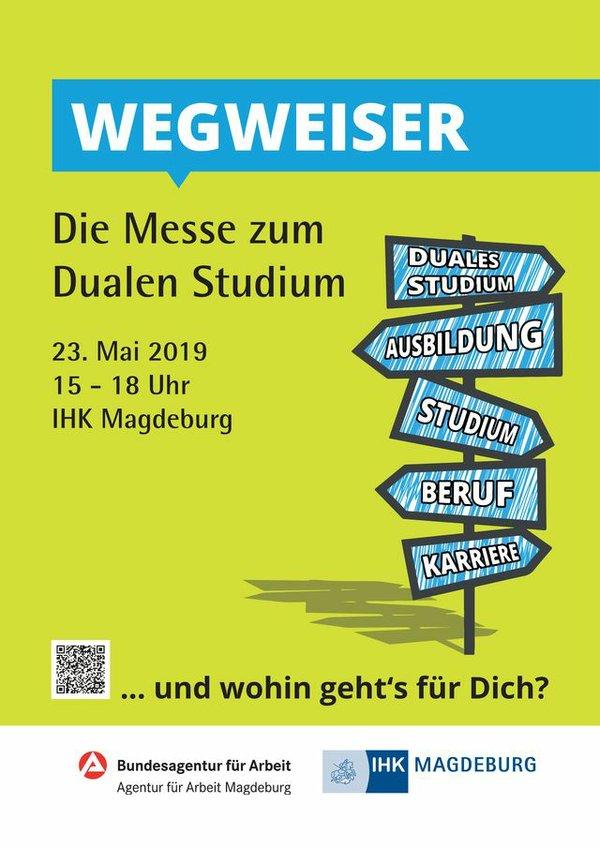 "Messe ""Wegweiser - Duales Studium"""