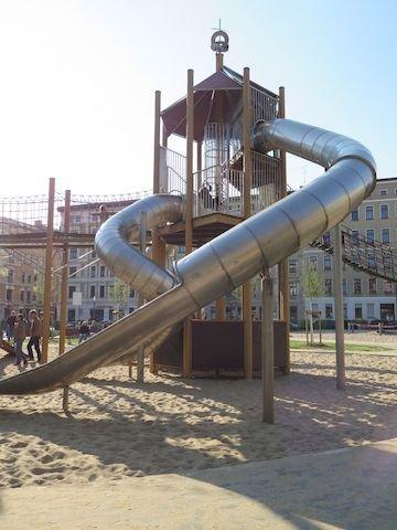 Spielplatz Hegelstraße