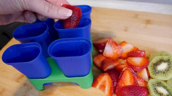 Früchte-Eis