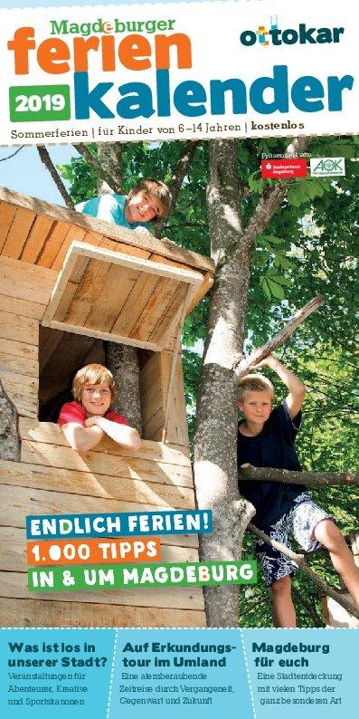 Magdeburger Ferienkalender 2019
