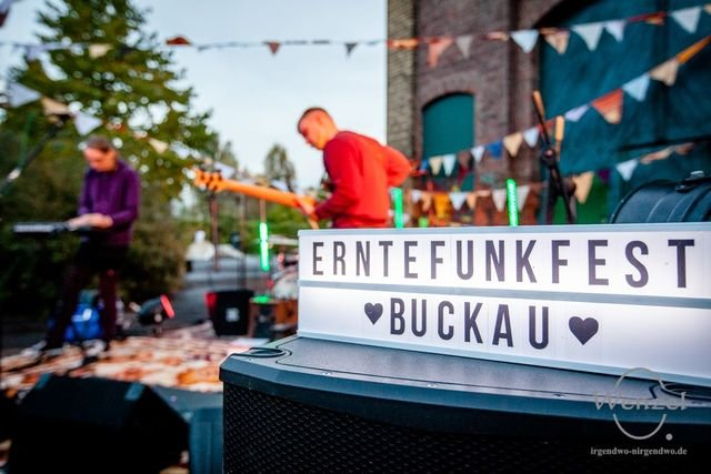 Erntefunkfest Buckau