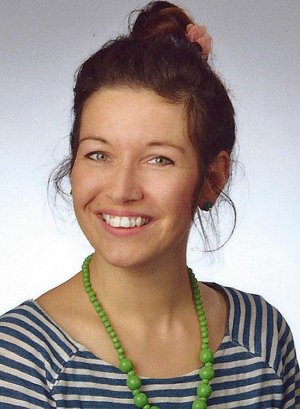 Sozialpädagogin Kathrin Neumann-Taubert