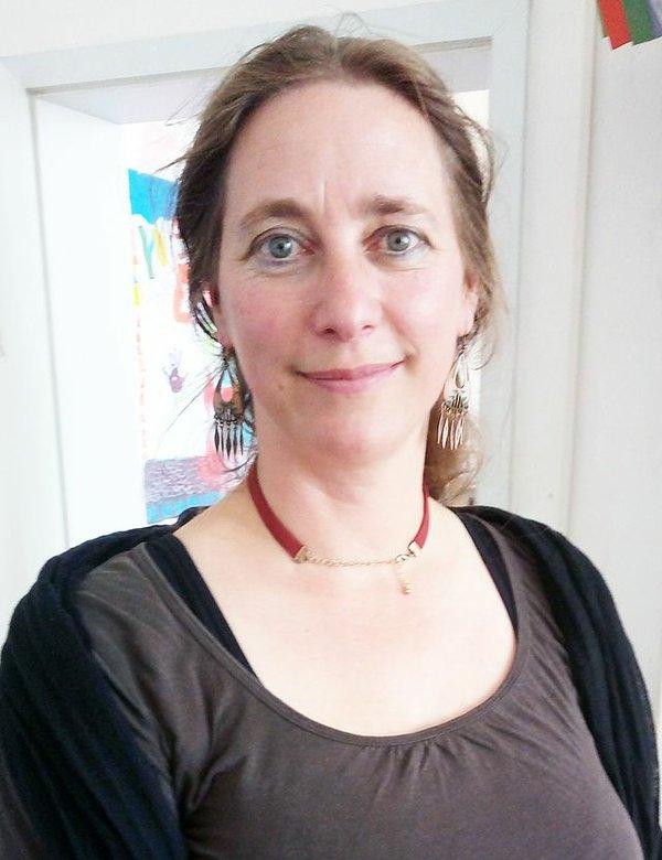 Kunstpädagogin Janette Wilke