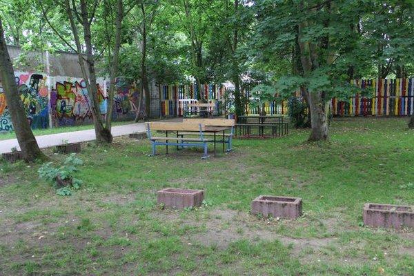 Kinder- und Jugendhaus Knast