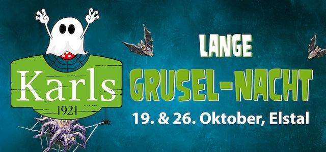 Grusel-Nacht in Elstal