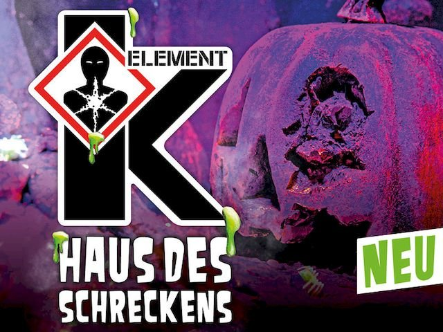 Element K - Haus des Schreckens
