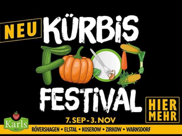 Kürbis-Food-Festival