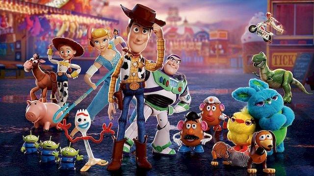 A Toy Story- Alles hört auf kein Kommando