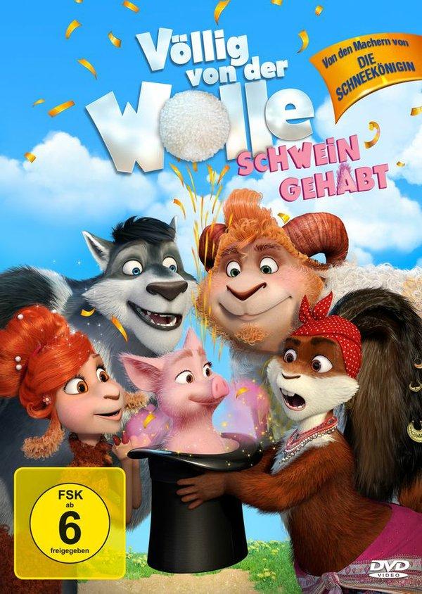 Völlig von der Wolle 2: Schwein gehabt