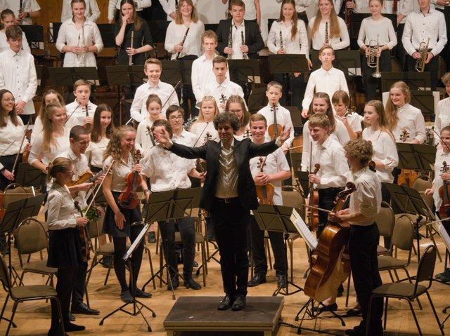 Sinfonisches Musikschulorchester