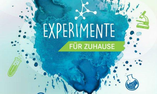Experimente für Zuhause