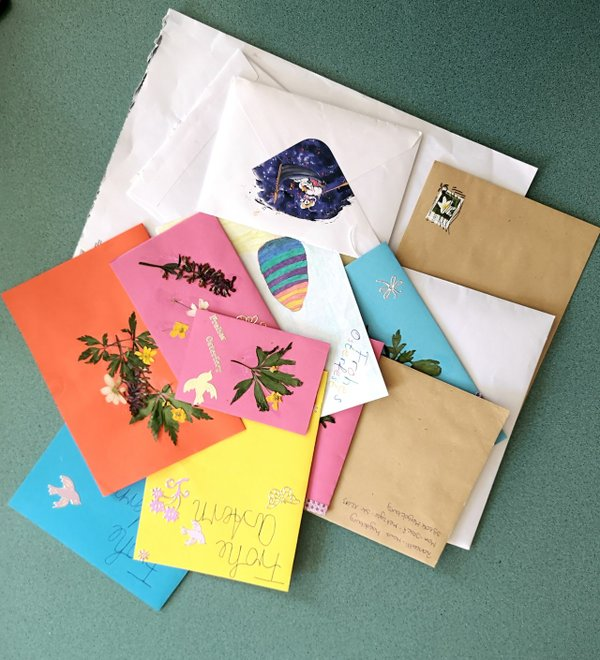Briefe - Die Post ist da