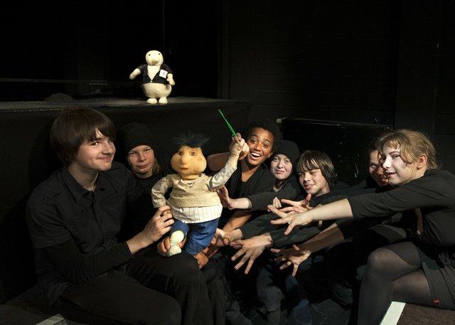 Puppenspielclub