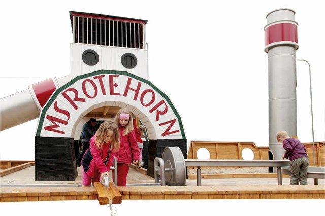 Spielplatz Rotehornpark