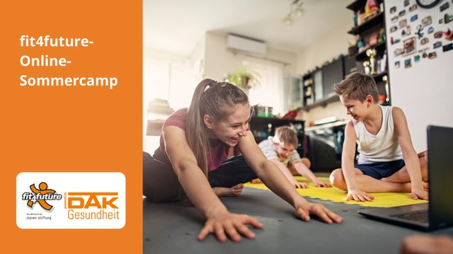 fit4future-Online-Sommercamp