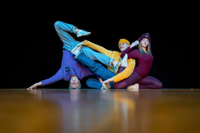 Villa Break Basics - Breakdance-Workshop