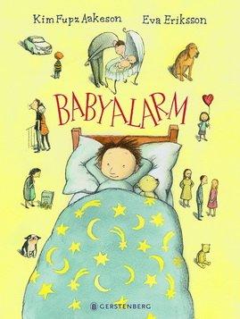 Kinderbuch Babyalarm