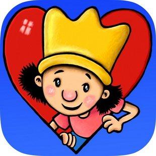 Der kleine König wünscht Gute Nacht jetzt als App.