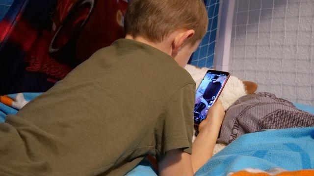 Digitales Kinderzimmer