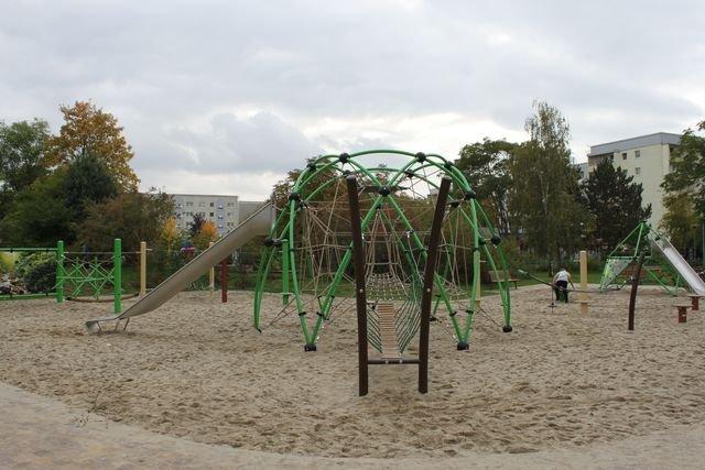 Spielplatz Großstadtdschungel
