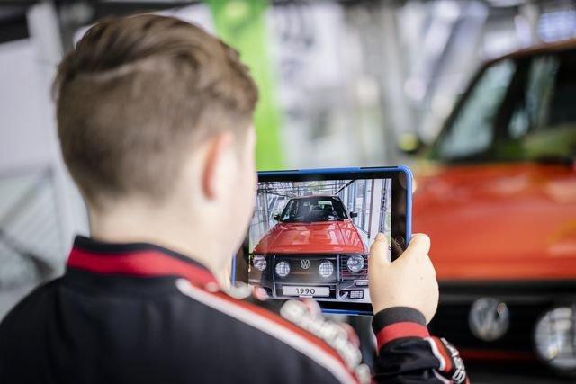 Digitalisiert! - Herbstferienprogramm in der Autostadt Wolfsburg