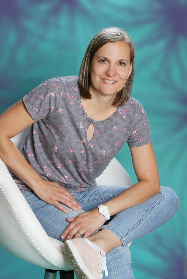Musikpädagogin Melanie Weilepp ist Leiterin der Domsingschule