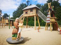 Spielplatz Keltisches in Magdeburg-Reform