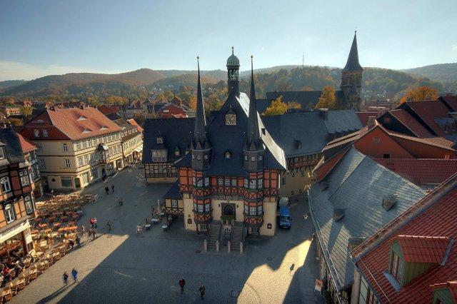Rathaus Wenigerode