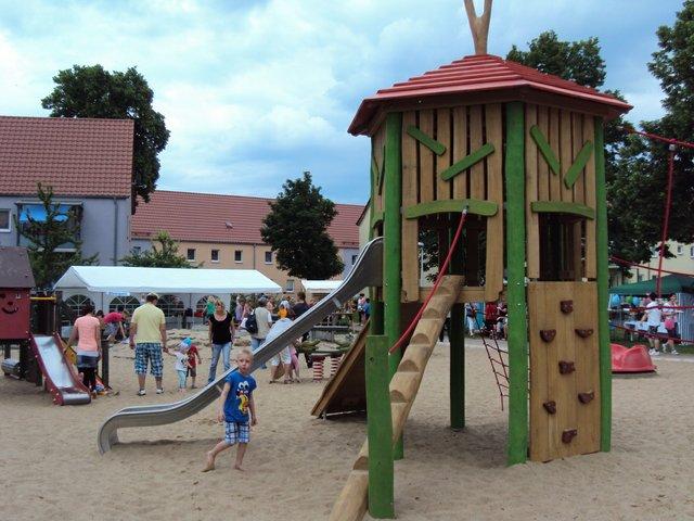 Spielplatz Rothensee