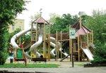 Ein Abenteuerspielplatz mitten in der Stadt.