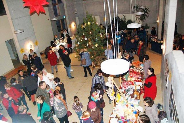 Adventsmarkt Montessori Zentrum
