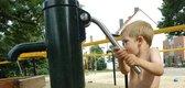 Die Handpumpe -